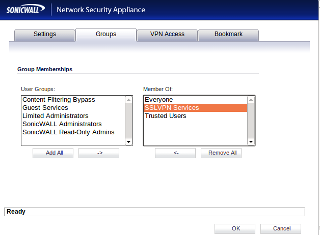 SonicWALL VPN Client - License, Download & Setup